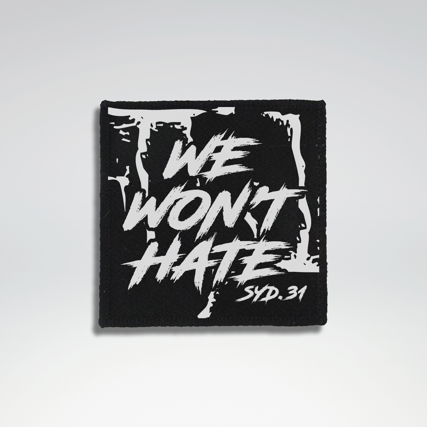Syd.31 'We Won't Hate' Patch