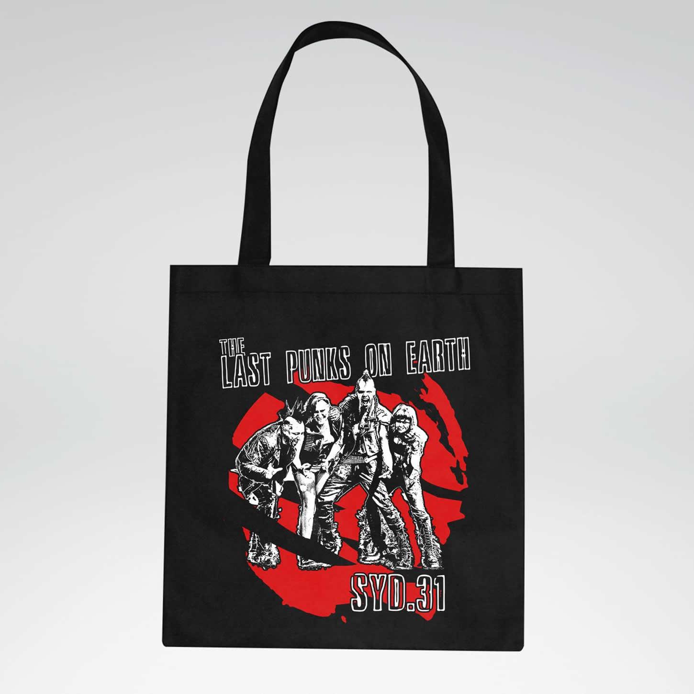 Syd.31 'Last Punks on Earth' Tote Bag