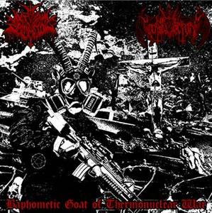 Nihil Domination / Nocturnal Damnation - Baphometic Goat of Thermonuclear War
