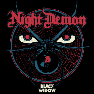 Night Demon - Black Widow (Single)