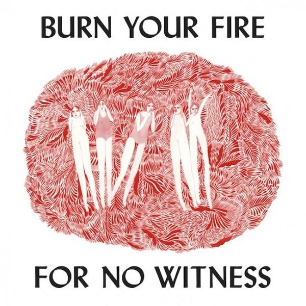 Angel Olsen - Burn Your Fire For No Witness LP