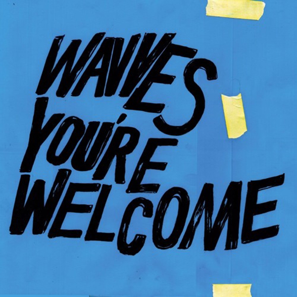 Wavves - You're Welcome LP