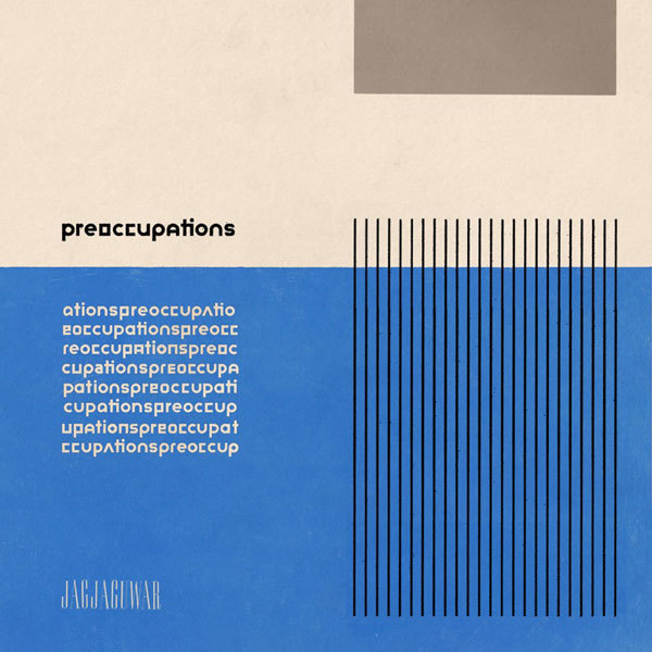 Preoccupations - S/T Cassette Tape