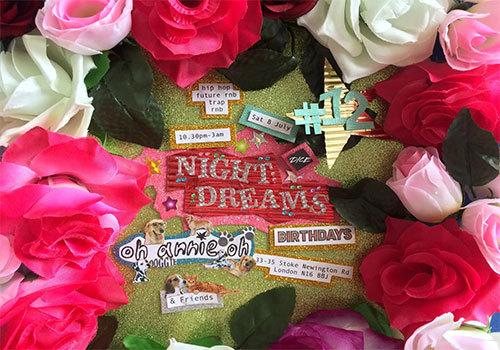 NIGHT DREAMS #12