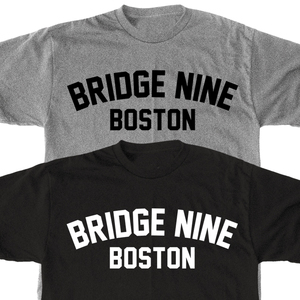 Bridge Nine 'Boston' Premium T-Shirt