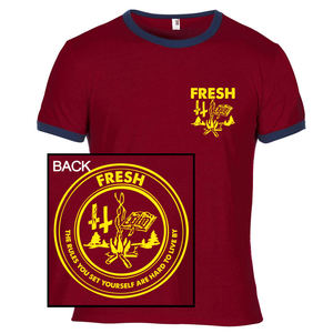 Fresh 'Bible Camp' Shirt