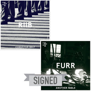 SIGNED CPWM007 FURR 'Another Fable' / RIIB 'Conveyor Belt'