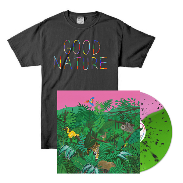Turnover - Good Nature - Album Bundle