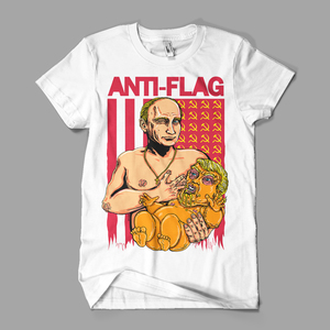 Anti-Flag - Trump / Putin (limited artist series)
