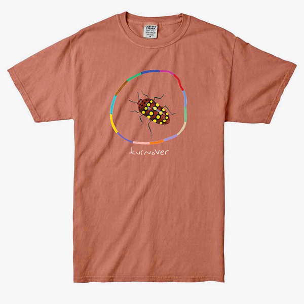 Turnover - Beetle Shirt