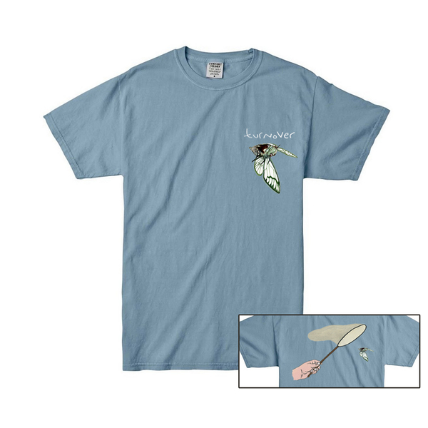 Turnover - Butterfly Net Shirt