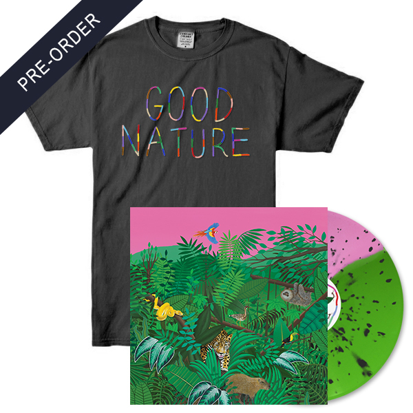Turnover - Good Nature Shirt Bundle