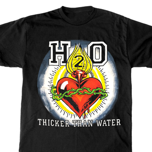 H2O 'Thicker Than Water' T-Shirt