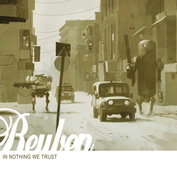 Reuben - In Nothing We Trust LP - PREORDER