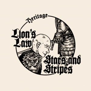 LIONS LAW & STARS AND STRIPES ´Heritage´ Split [7
