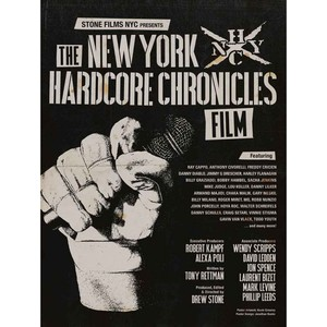 NEW YORK HARDCORE CHRONICLES [DVD]