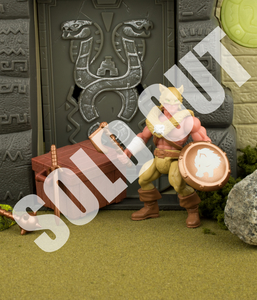SOLD OUT Battle Tribes DX Tribal Wolfpack Hunter