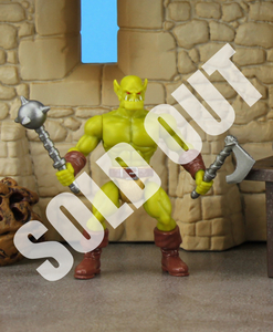 SOLD OUT Battle Tribes DX Nomadic Orc - Reissue