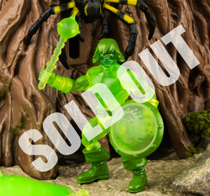 SOLD OUT Battle Tribes DX Oozarian Warrior