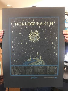 Hollow Earth - US Tour 2017 18
