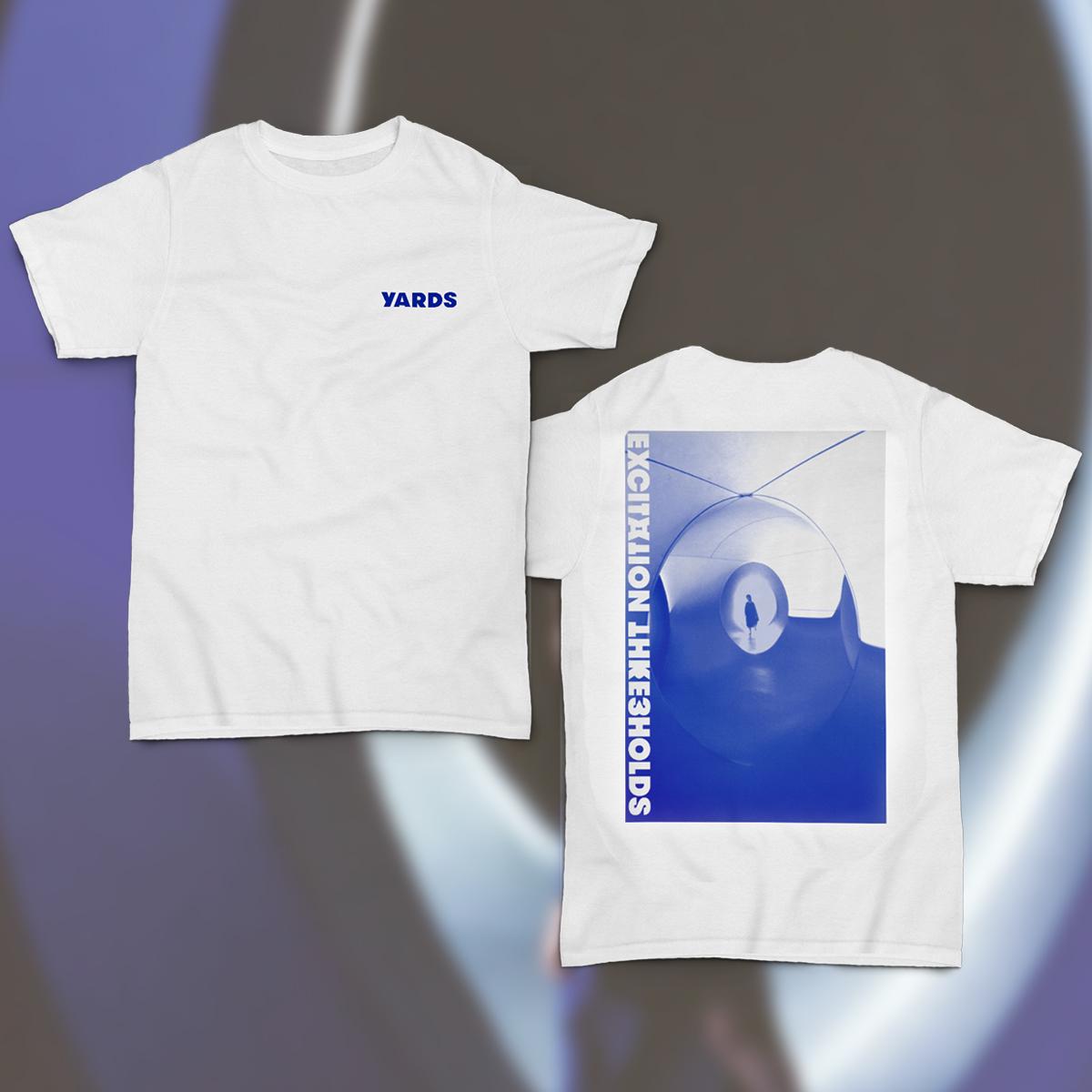 YARDS - Excitation Thresholds Shirt