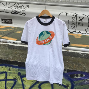 ICE GRILL$ - Earth ringer shirt