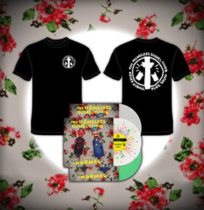 The Homeless Gospel Choir - Presents: Normal LP + t-shirt bundle