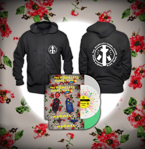 The Homeless Gospel Choir - Presents: Normal LP + hoodie bundle