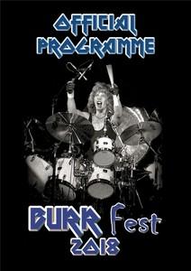 Burr Fest 2018 Programme