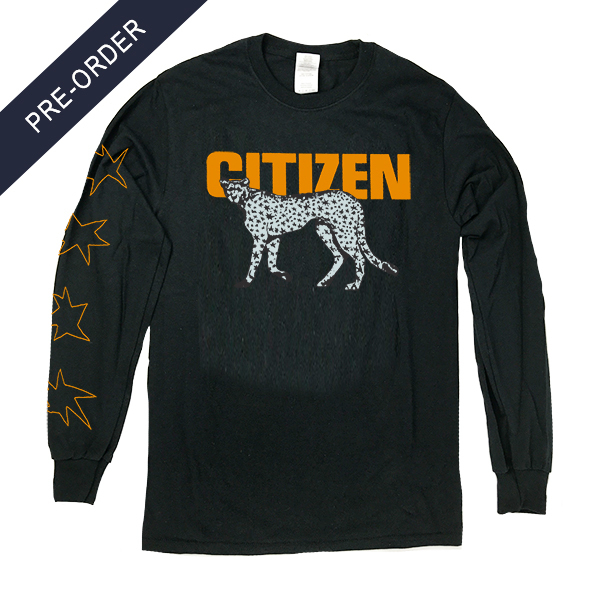 Citizen - Cheetah Long Sleeve Shirt