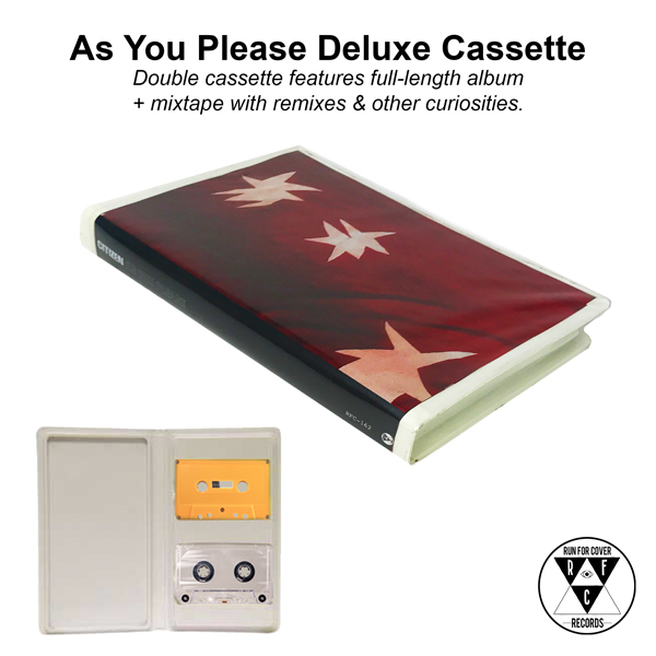 Citizen - As You Please Deluxe Double Cassette