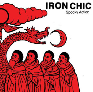 Iron Chic - Spooky Action Tape