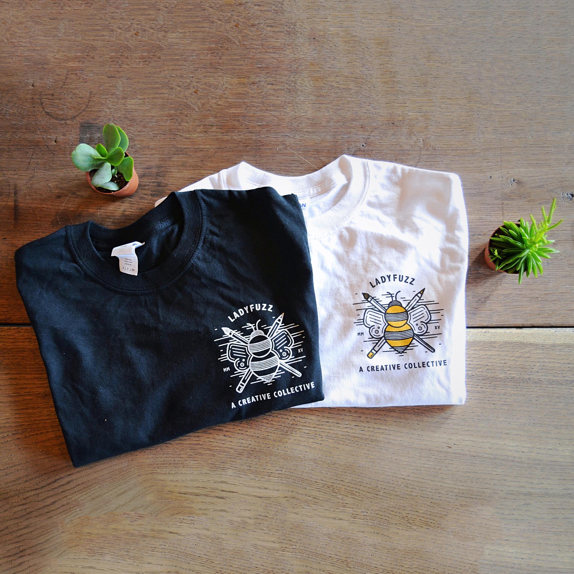 Ladyfuzz Creative Collective T-Shirt