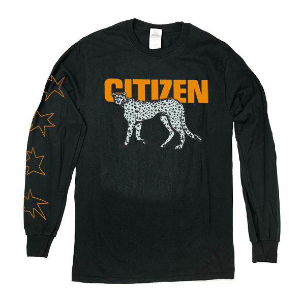 Citizen - Cheetah Longsleeve - PREORDER
