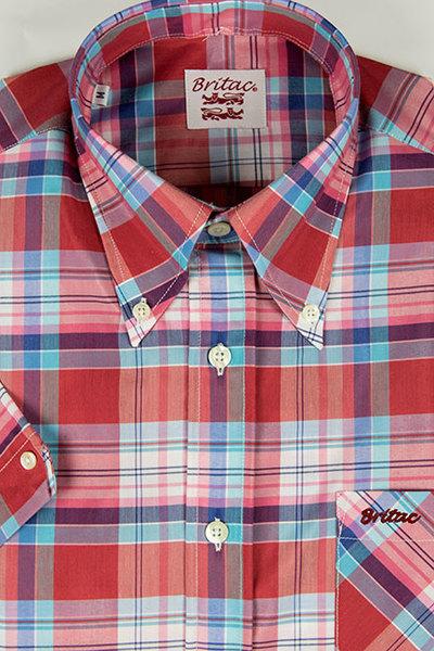 Britac Mens Short Sleeve-Britac SL432