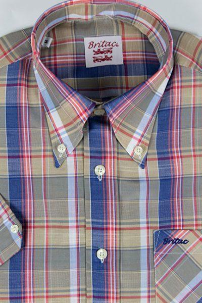 Britac Mens Short Sleeve-SL428