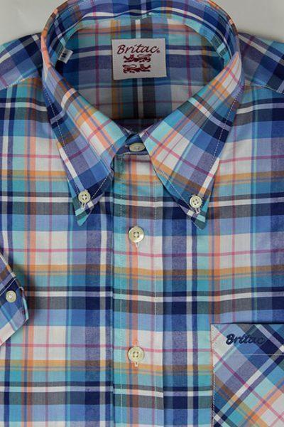 Britac Mens Short Sleeve-SL426