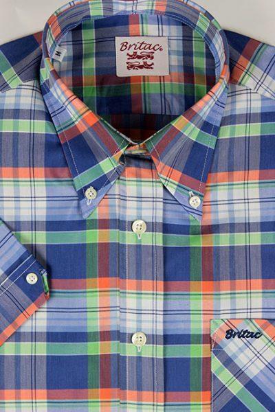Britac Mens Short Sleeve-SL434