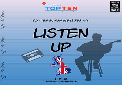 Listen Up Britain: London Semi Final
