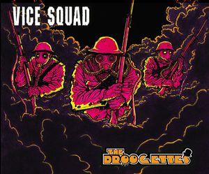 Vice Squad / Droogettes Split CD