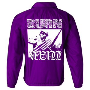 Burn 'War' Windbreaker