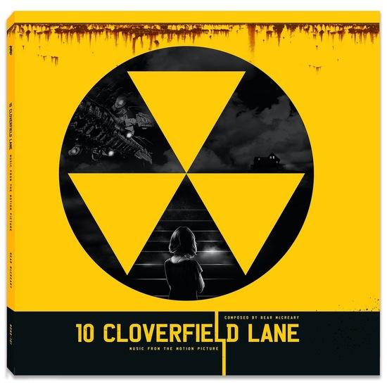 10 Cloverfield Lane (Original Motion Picture Soundtrack) - Bear McCreary