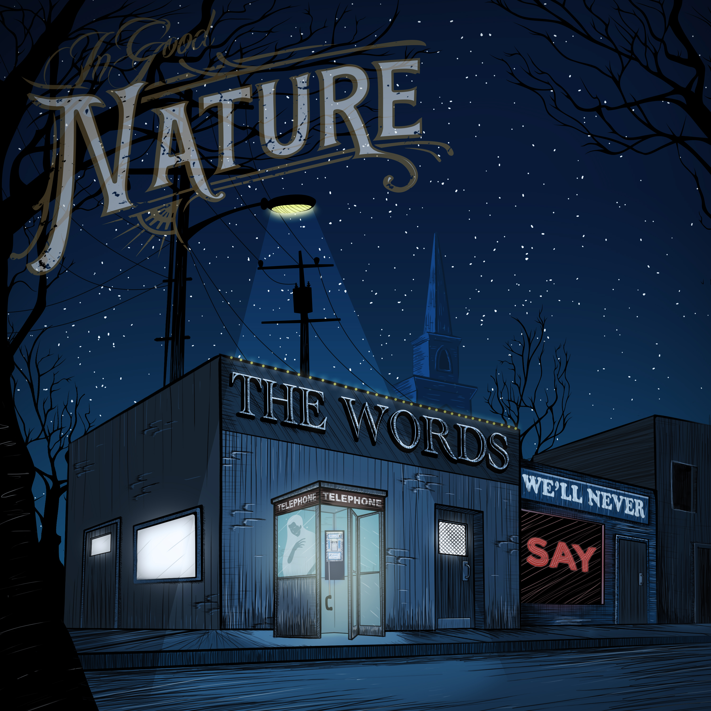 In Good Nature - The Words We'll Never Say (CD)