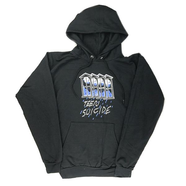 Teen Suicide - Rain Hoodie Sweatshirt