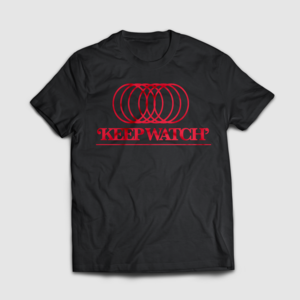 TIGERCUB – Keep Watch Tee - PREORDER