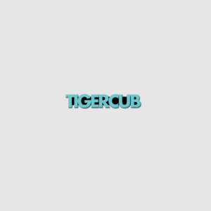 TIGERCUB – Logo pin