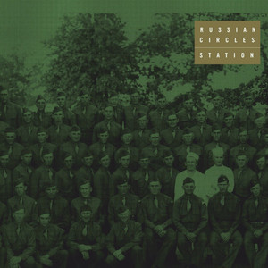 REDUCED: Russian Circles - Station Re-issue 12