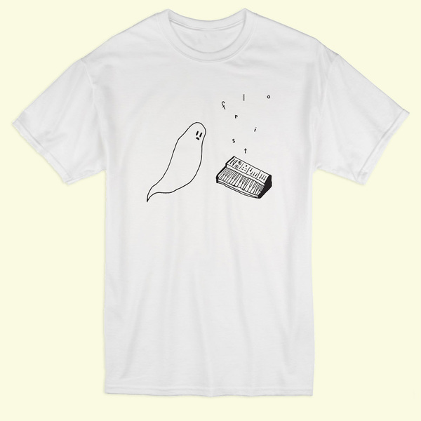 Florist 'Ghost Synth' T-Shirt