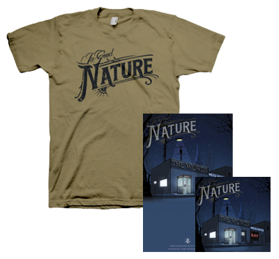 In Good Nature - CD +