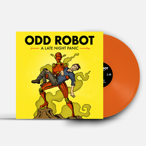 Odd Robot - A Late Night Panic 12